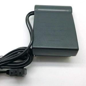 Pedale/reostato Pfaff Select 2.0, 3.0, 4.0, 50 per macchine per cucire con cavo per macchine con lampadina _0