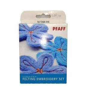 Pfaff Creative Feltin Embroidery set_0