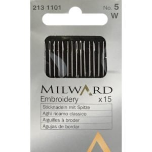 Aghi da ricamo classico Milward_0