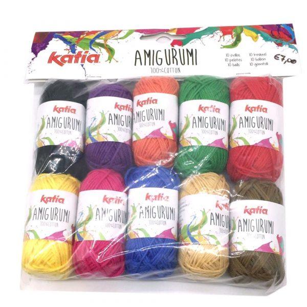 Amigurumi 100% cotone By Katia _2