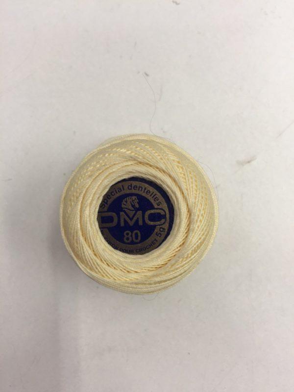 Filo cotone per cordonetto dmc rimanenze mis 80 col 579_0