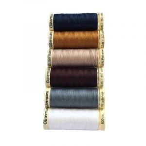 Gutermann 50 BOX offerta 6 rocchetti colori assortiti_0