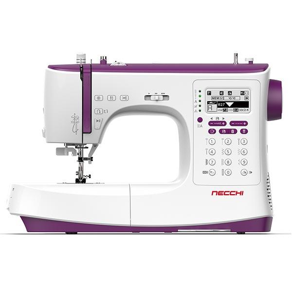 Macchina per cucire Necchi NC-204D Piedino tagliacuci _0