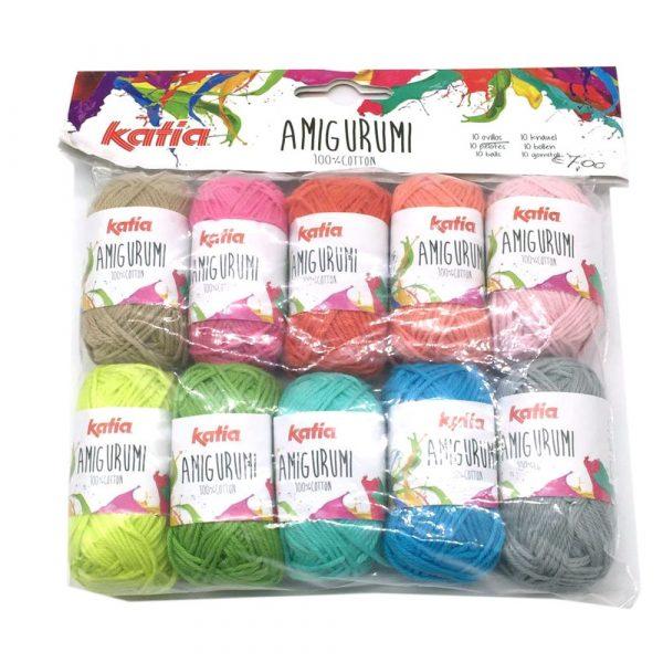 Amigurumi 100% cotone By Katia _1