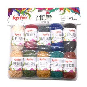 Amigurumi 100% cotone By Katia _0