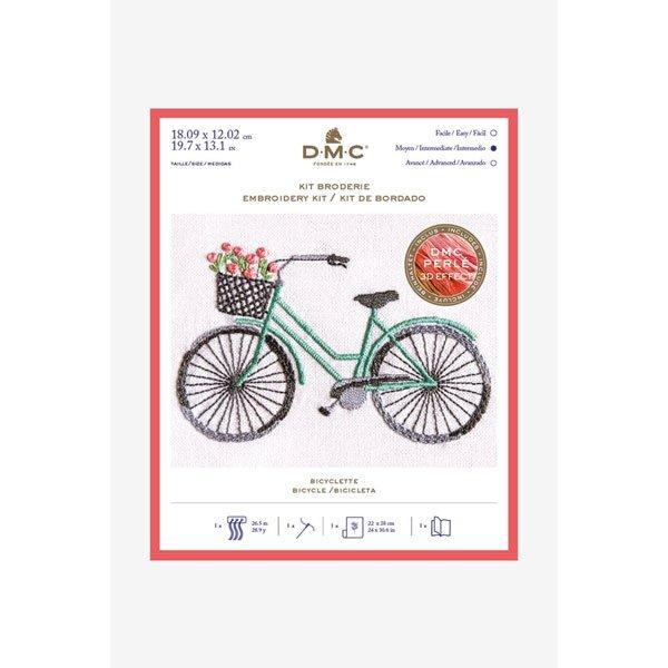 kit broderie dmc kit bicicletta tb147_0